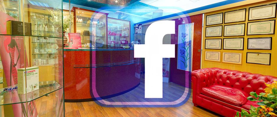 <b>Seguici su Facebook</b>